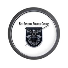 5th Group.JPG Wall Clock