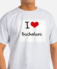 I Love Bachelors T-Shirt