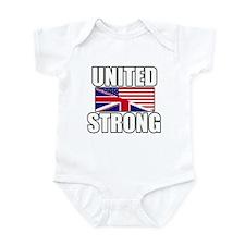 United Strong Infant Bodysuit