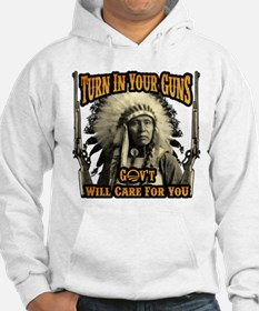 Turn In Your Guns Hoodie