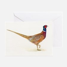 Pappy's Father' Day pheasant Greeting Card