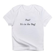 Poo Colostomy Stoma Infant T-Shirt