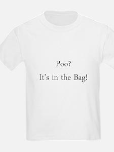 Poo Colostomy Stoma T-Shirt