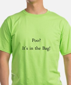 Poo Colostomy Stoma T-Shirt