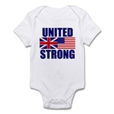 United Strong Infant Bodysuit