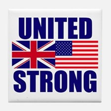 United Strong Tile Coaster