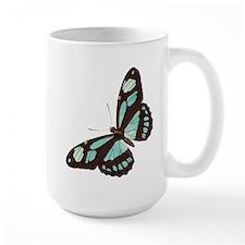 Blue Butterfly Mug