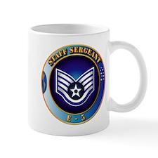 Staff Sergeant (SSgt) Small Mug