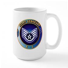 Staff Sergeant (SSgt) Mug