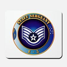 Staff Sergeant (SSgt) Mousepad