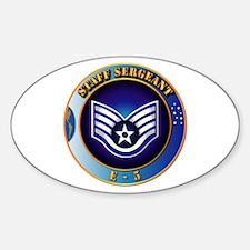 Staff Sergeant (SSgt) Decal