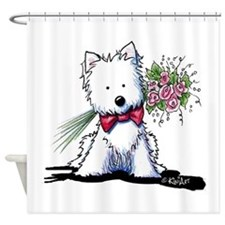 Mr. Perfect Shower Curtain