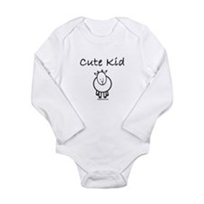 Cute kid goat Body Suit