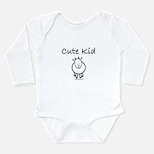 Cute kid goat Body Suit