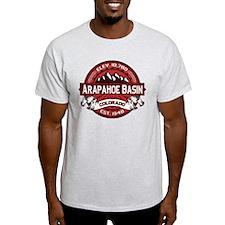 Arapahoe Basin Red T-Shirt