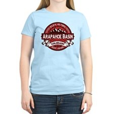 Arapahoe Basin Red T-Shirt