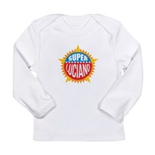 Super Luciano Long Sleeve T-Shirt