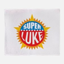 Super Luke Throw Blanket