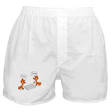 Optical illusion Trick Boxer Shorts