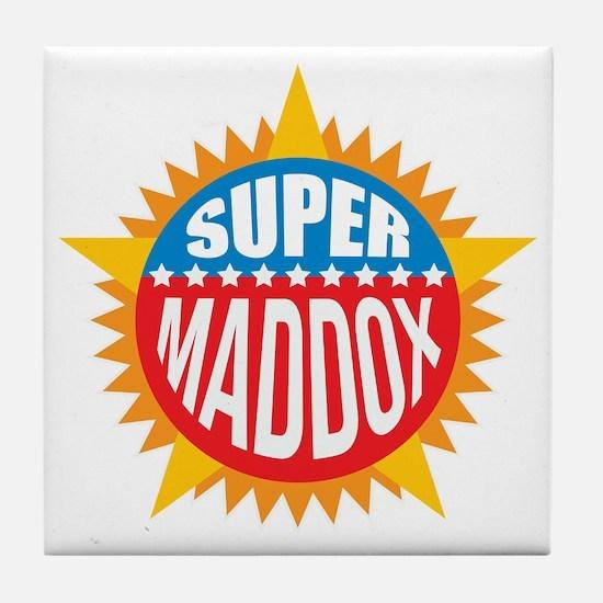 Super Maddox Tile Coaster