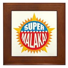 Super Malakai Framed Tile
