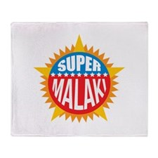 Super Malaki Throw Blanket
