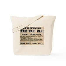 Civil War No. 7 Tote Bag