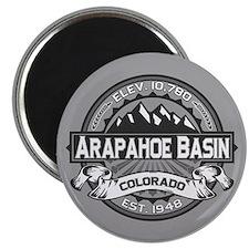Arapahoe Basin Grey Magnet