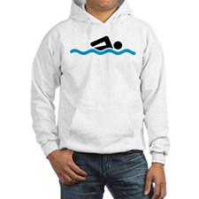 swimming Hoodie