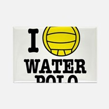 waterpolo Rectangle Magnet