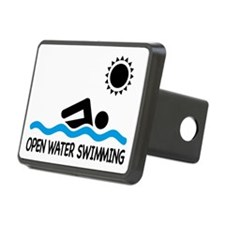open water swimming Hitch Cover