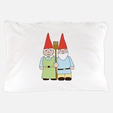 Gnome Couple Pillow Case