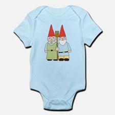 Gnome Couple Body Suit