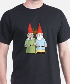 Gnome Couple T-Shirt