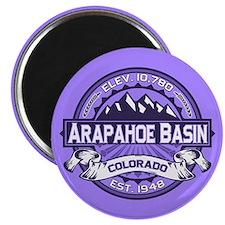Arapahoe Basin Purple Magnet