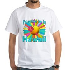 Tropical I'd Rather be in Hawaii Shirt