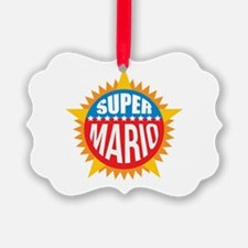 Super Mario Ornament