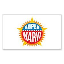 Super Mario Decal
