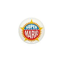 Super Mario Mini Button