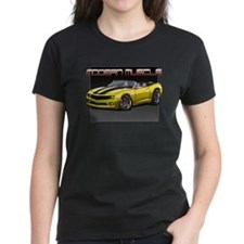 2010 Yellow Camaro T-Shirt