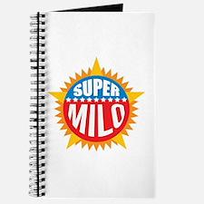 Super Milo Journal