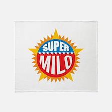 Super Milo Throw Blanket