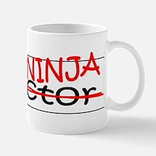 Job Ninja Doctor Mug