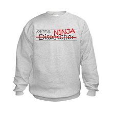 Job Ninja Dispatcher Sweatshirt