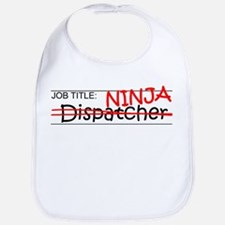 Job Ninja Dispatcher Bib