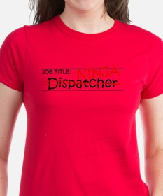 Job Ninja Dispatcher Tee