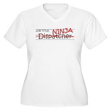 Job Ninja Dispatcher T-Shirt