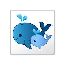 Baby Whale Sticker