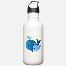 Baby Whale Water Bottle