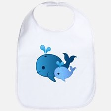 Baby Whale Bib